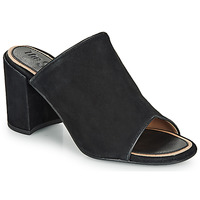 Cipők Női Papucsok Superdry EDIT MULE Fekete