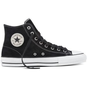 Cipők Férfi Magas szárú edzőcipők Converse Chuck taylor all star pro hi Fekete
