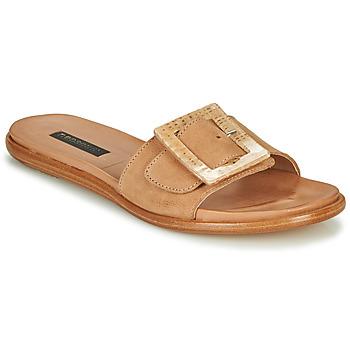 Cipők Női Papucsok Neosens AURORA Bézs