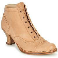 Cipők Női Bokacsizmák Neosens ROCOCO Bézs