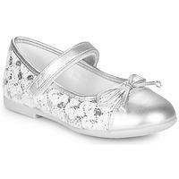 Cipők Lány Balerina cipők  Chicco CLELIANA Ezüst