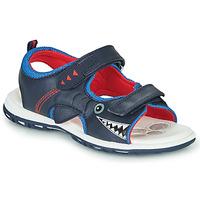 Cipők Fiú Sportszandálok Chicco CAIL Kék