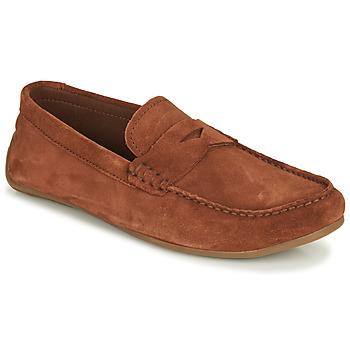 Cipők Férfi Mokkaszínek Clarks REAZOR PENNY Teve