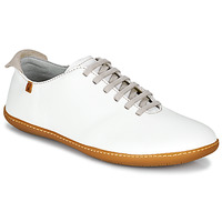 Cipők Női Rövid szárú edzőcipők El Naturalista EL VIAJERO Fehér