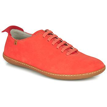Cipők Női Rövid szárú edzőcipők El Naturalista EL VIAJERO Korall