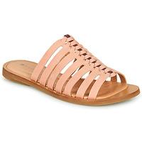 Cipők Női Papucsok El Naturalista TULIP Rózsaszín