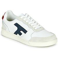 Cipők Rövid szárú edzőcipők Faguo HAZEL Bézs / Tengerész / Piros