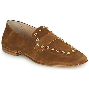 Cipők Női Mokkaszínek Fru.it  Barna