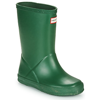 Cipők Gyerek Gumicsizmák Hunter KIDS FIRST CLASSIC Zöld