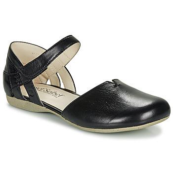Cipők Női Szandálok / Saruk Josef Seibel fiona67 Fekete
