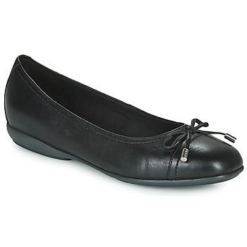 Cipők Női Balerina cipők  Geox D ANNYTAH Fekete