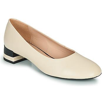 Cipők Női Félcipők Geox D CHLOO MID Bézs