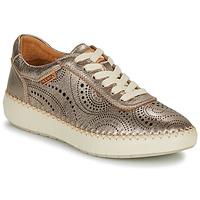Cipők Női Rövid szárú edzőcipők Pikolinos MESINA W6B Ezüst