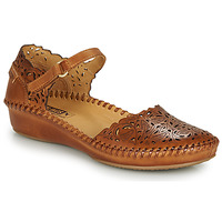 Cipők Női Balerina cipők  Pikolinos P. VALLARTA 655 Konyak