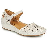 Cipők Női Balerina cipők  Pikolinos P. VALLARTA 655 Fehér