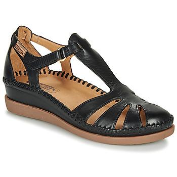 Cipők Női Szandálok / Saruk Pikolinos CADAQUES W8K Fekete