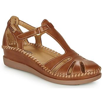 Cipők Női Szandálok / Saruk Pikolinos CADAQUES W8K Teve