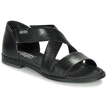 Cipők Női Szandálok / Saruk Pikolinos ALGAR W0X Fekete