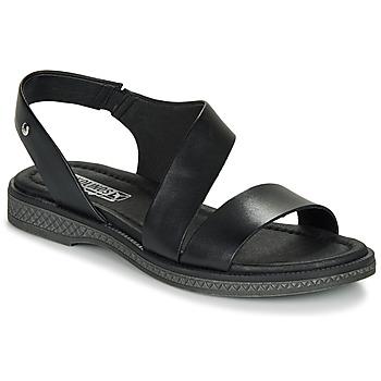 Cipők Női Szandálok / Saruk Pikolinos MORAIRA W4E Fekete