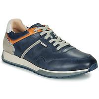 Cipők Férfi Rövid szárú edzőcipők Pikolinos CAMBIL M5N Tengerész