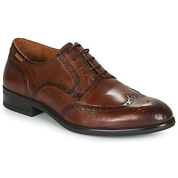 Cipők Férfi Oxford cipők Pikolinos BRISTOL M7J Barna