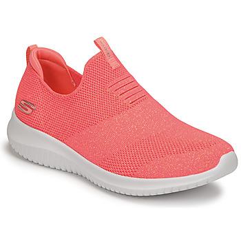 Cipők Női Fitnesz Skechers ULTRA FLEX Rózsaszín