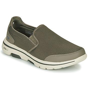 Cipők Férfi Belebújós cipők Skechers GO WALK 5 Keki