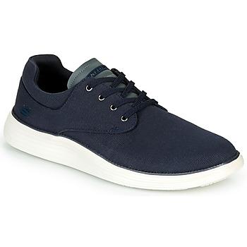 Cipők Férfi Rövid szárú edzőcipők Skechers STATUS 2.0 BURBANK Tengerész