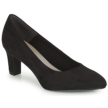 Cipők Női Félcipők Tamaris DAENERYS Fekete