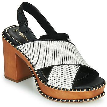 Cipők Női Szandálok / Saruk Tamaris CLAUDIE Fehér