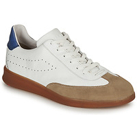 Cipők Férfi Rövid szárú edzőcipők Lloyd BABYLON Fehér