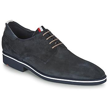 Cipők Férfi Oxford cipők Lloyd JERSEY Tengerész