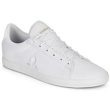 Cipők Női Rövid szárú edzőcipők Le Coq Sportif AGATE SPORT Fehér