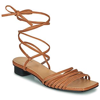 Cipők Női Szandálok / Saruk Vagabond Shoemakers ANNI Teve