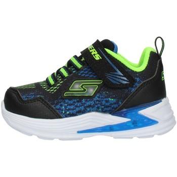 Cipők Gyerek Rövid szárú edzőcipők Skechers 90563 multicolored