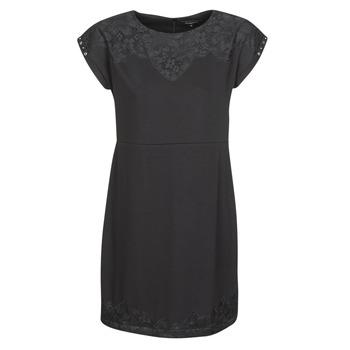 Ruhák Női Rövid ruhák Desigual BANQUET Fekete