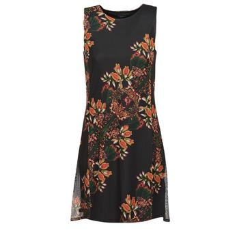 Ruhák Női Rövid ruhák Desigual PAPILLON Sokszínű