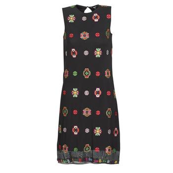 Ruhák Női Rövid ruhák Desigual TRESOR Sokszínű