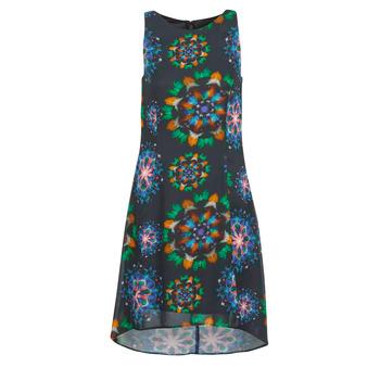 Ruhák Női Rövid ruhák Desigual CLAIR Sokszínű
