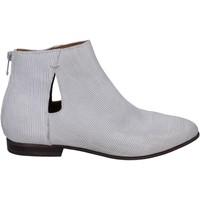 Cipők Női Bokacsizmák Moma BR921 Fehér
