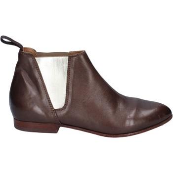 Cipők Női Bokacsizmák Moma BR932 Barna