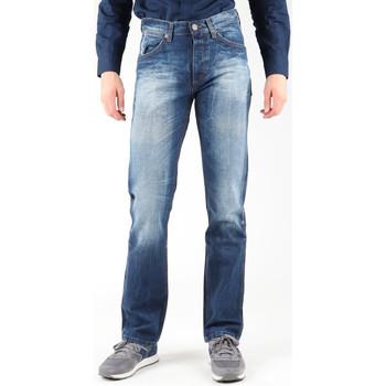 Ruhák Férfi Egyenes szárú farmerek Wrangler Jeansy  Ace W14RD421X niebieski