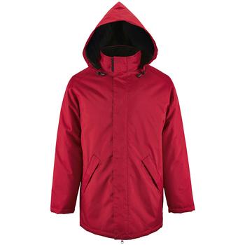 Ruhák Női Parka kabátok Sols ROBYN PADDED LINING WOMEN Rojo