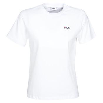Ruhák Női Rövid ujjú pólók Fila EARA Fehér