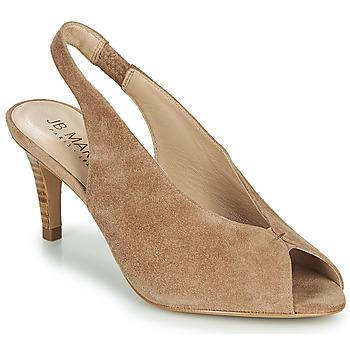 Cipők Női Félcipők JB Martin PIM Bézs