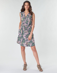 Ruhák Női Rövid ruhák Deeluxe NESSI Sokszínű