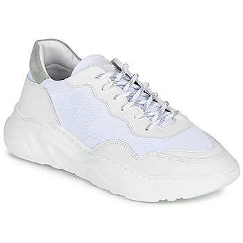 Cipők Férfi Rövid szárú edzőcipők Jim Rickey WINNER Fehér