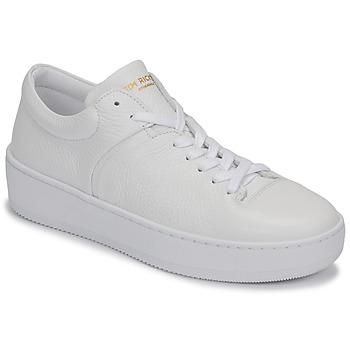 Cipők Női Rövid szárú edzőcipők Jim Rickey CLOUD FAT Fehér