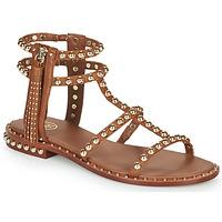 Cipők Női Szandálok / Saruk Ash POWER Barna