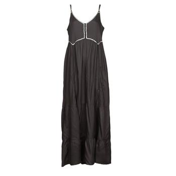 Ruhák Női Hosszú ruhák Kaporal ANGEL Fekete
